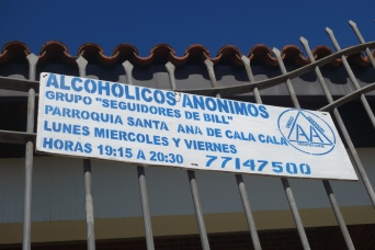 AA in Cochabamba!