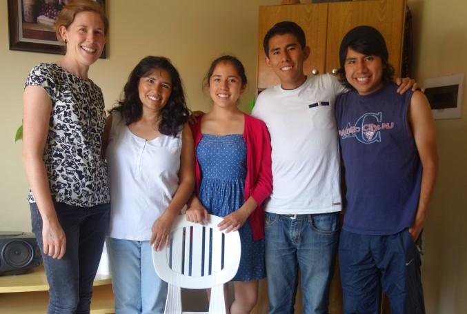 Mi familia Boliviana