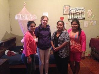 El Jordan member house visit
